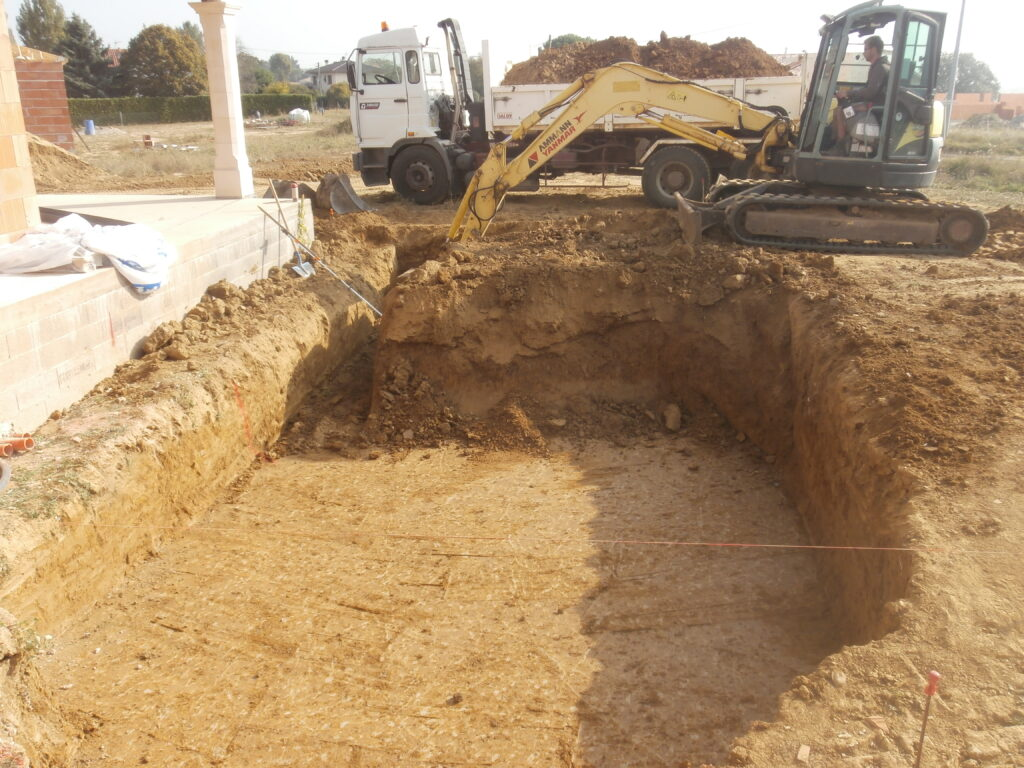 construction piscine maçonnée astaffort